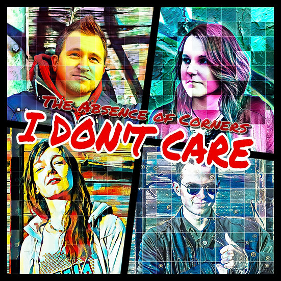 """EP """"I DON'T CARE"""""""