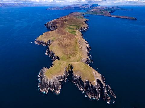 Dursey Island by Drone