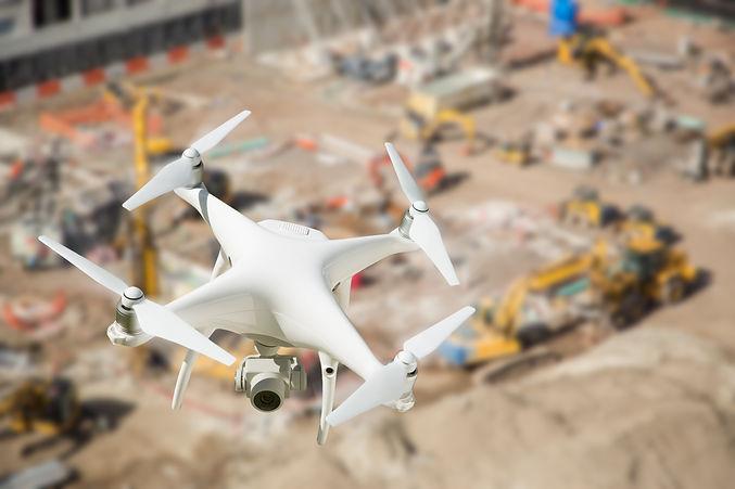 Unmanned Aircraft System (UAV) Quadcopte