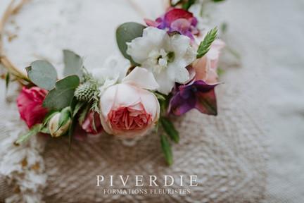 Stage Fleuriste Bijoux Floraux