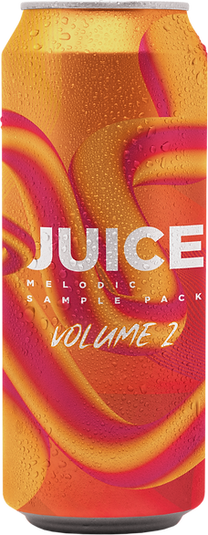 JUICE   Melody Sample Pack   Vol. 2: Synthwave
