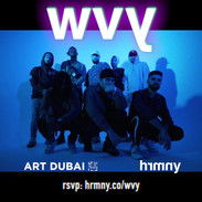 WVY x Art Dubai