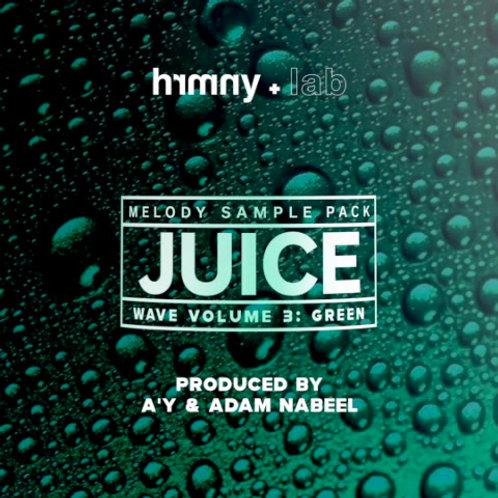 Juice Wave Vol 3: Guitar Dark Melody Pack