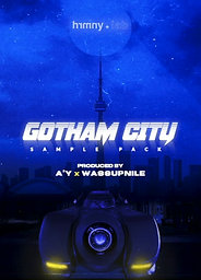 Gotham City: Trap Sample Pack