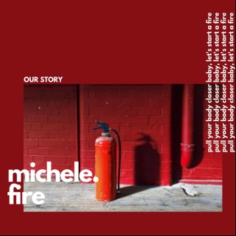Michele. / Fire