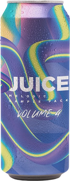 JUICE   Melody Sample Pack   Vol. 4: Trap