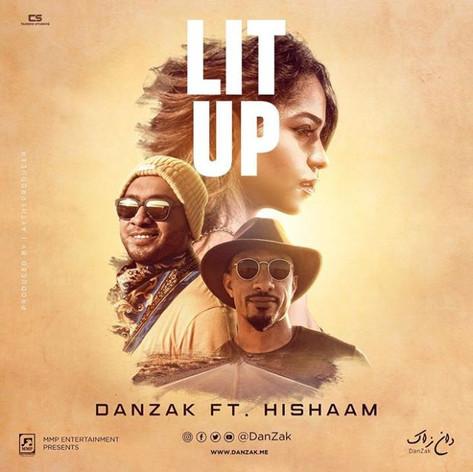 Danzak ft Hisham / Lit Up