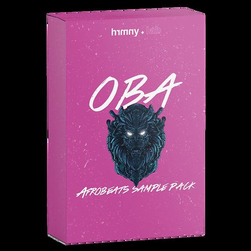 OBA: Afrobeats Sample Pack