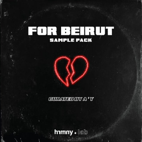 for Beirut (non-profit Sample Pack)