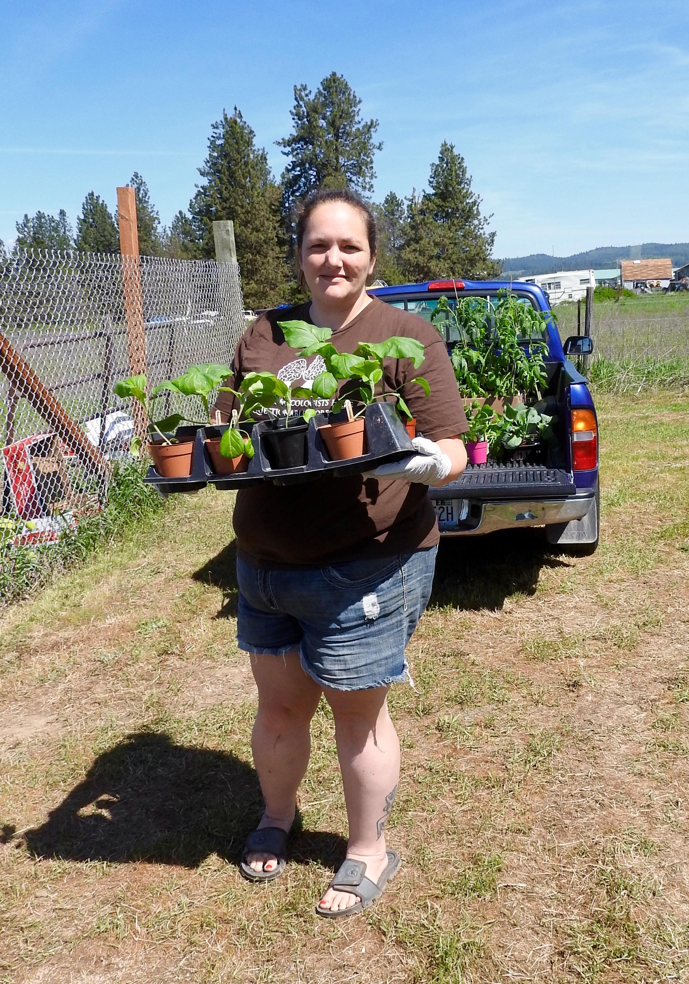 Unloading Plants