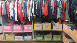children's clothing bank