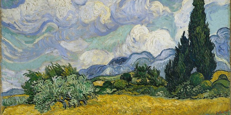 Bus Trip to Van Gogh Exhibit - Contact Sandra Anderson