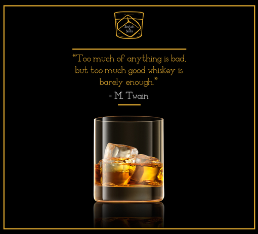 Scotch & Soda Ad