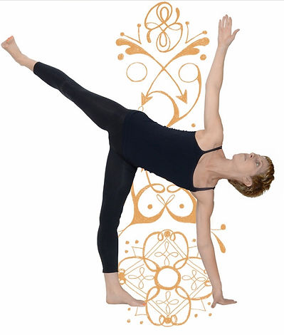 karen russell yoga