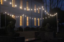 Terrace Festoon Lighting
