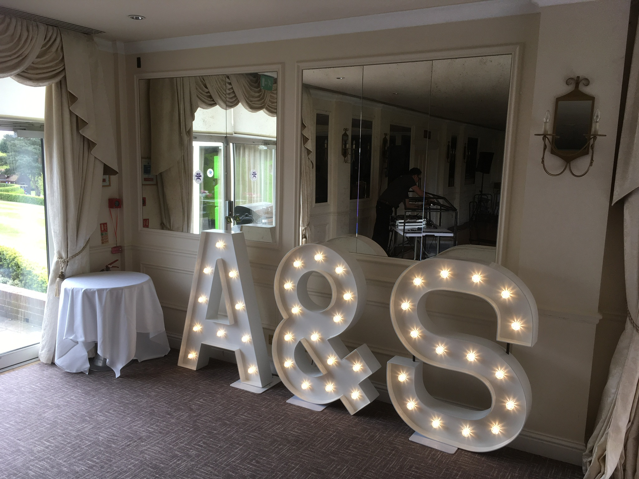 letters @ Stoke by Nayland Golf Club
