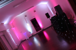 Transform a garage for a party !