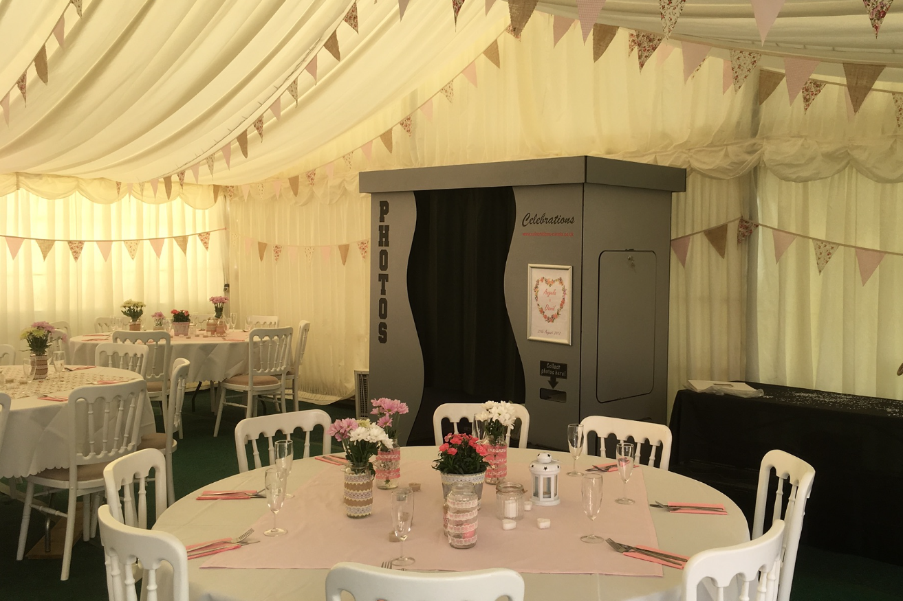 Marquee Photobooth