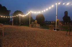 Outdoor Overhead Lighting