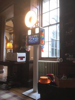 Selfie Station @ Gosfield Hall