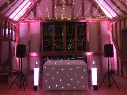 Elegant wedding at Easton Grange