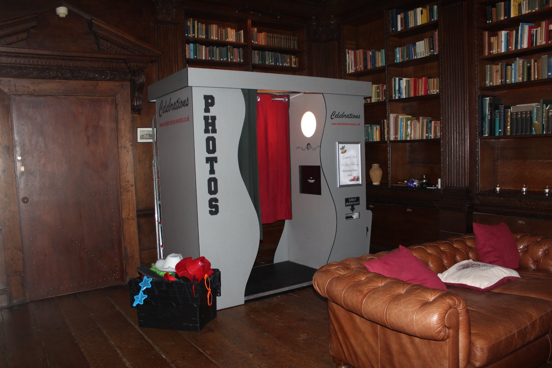 Photobooth Gosfield Hall