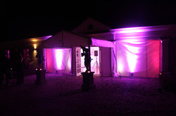 Outdoor uplighting