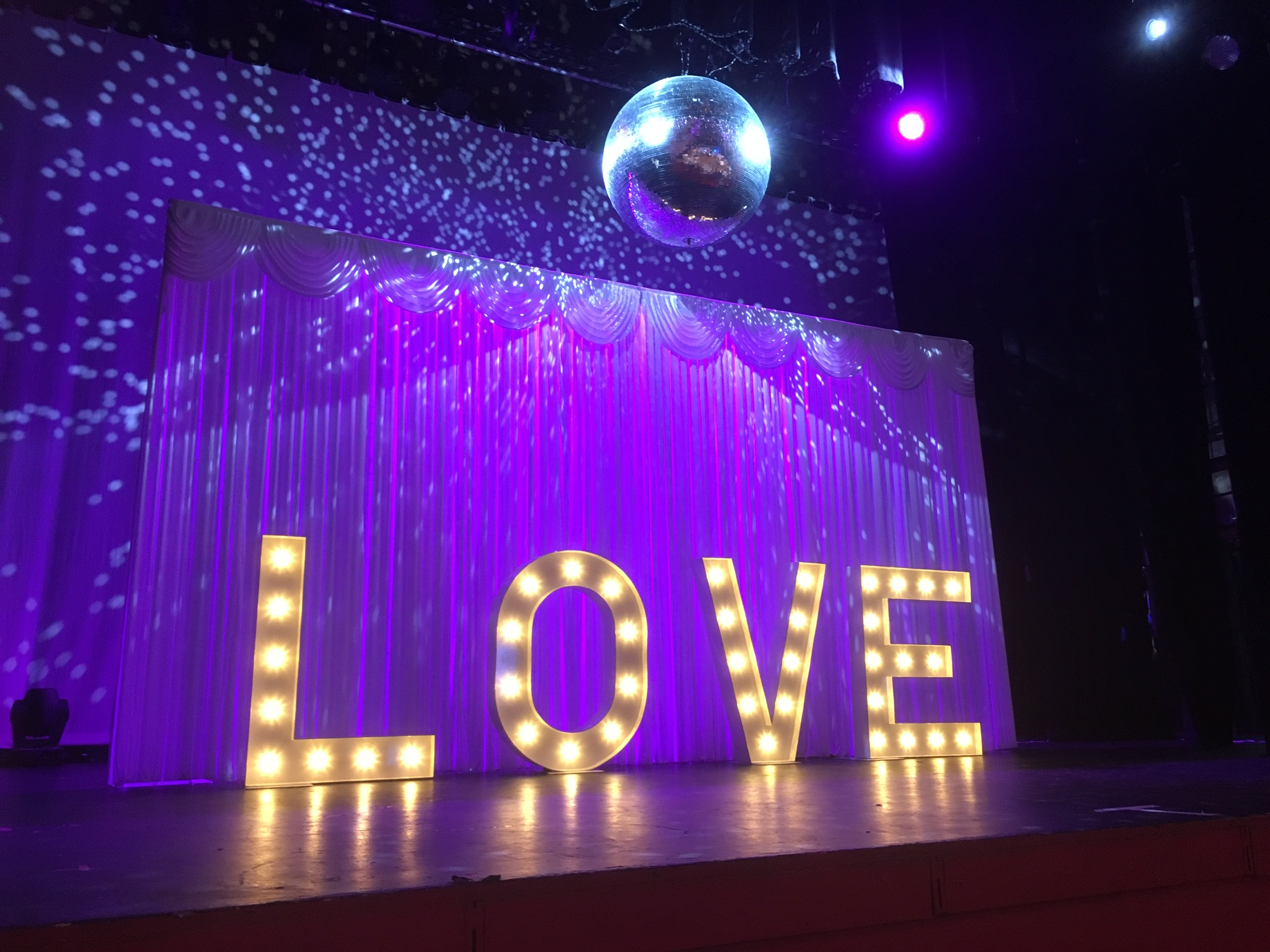 LOVE letters @ Princes Theatre