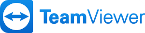 Clickable TeamViewer Logo for Greenstone Services