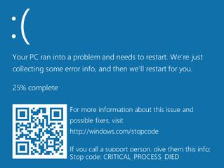 Windows 10 Culmitve Update Blues