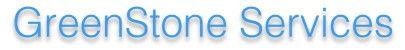 Blue Text GreenStone Servies