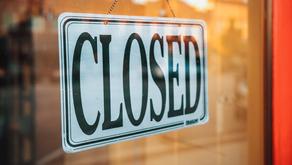 Почему закрываются бизнесы