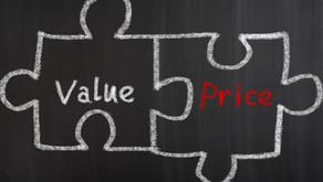 Чем отличается цена от ценности, или про ценообразование товара