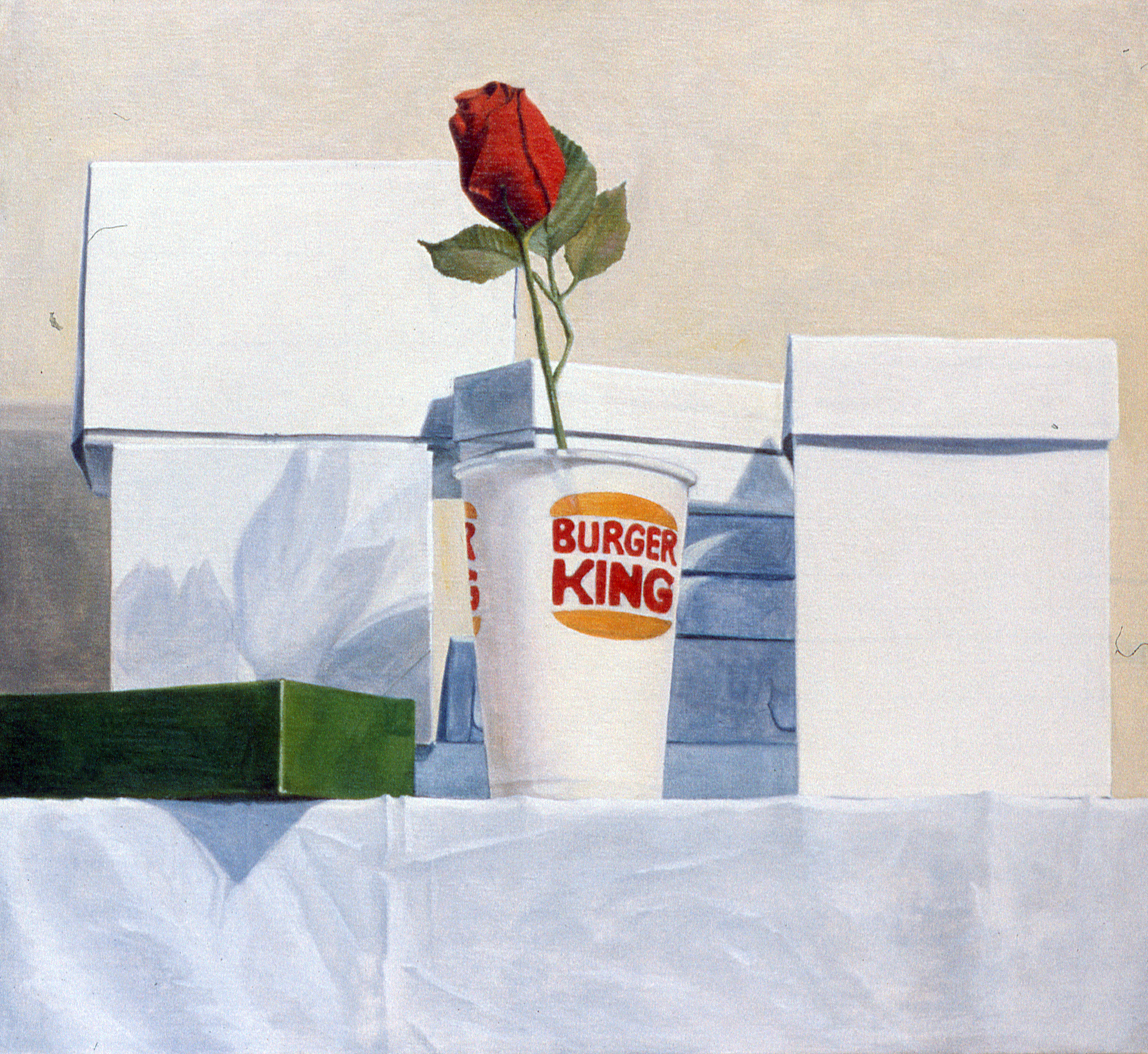Burger King Rose