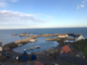 St Abbs Harbour