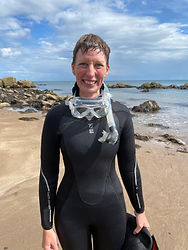 Genine Snorkel Instructor and Guide