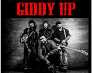 Chris Buck Band 'Giddy Up' Video gets over 110,000 views