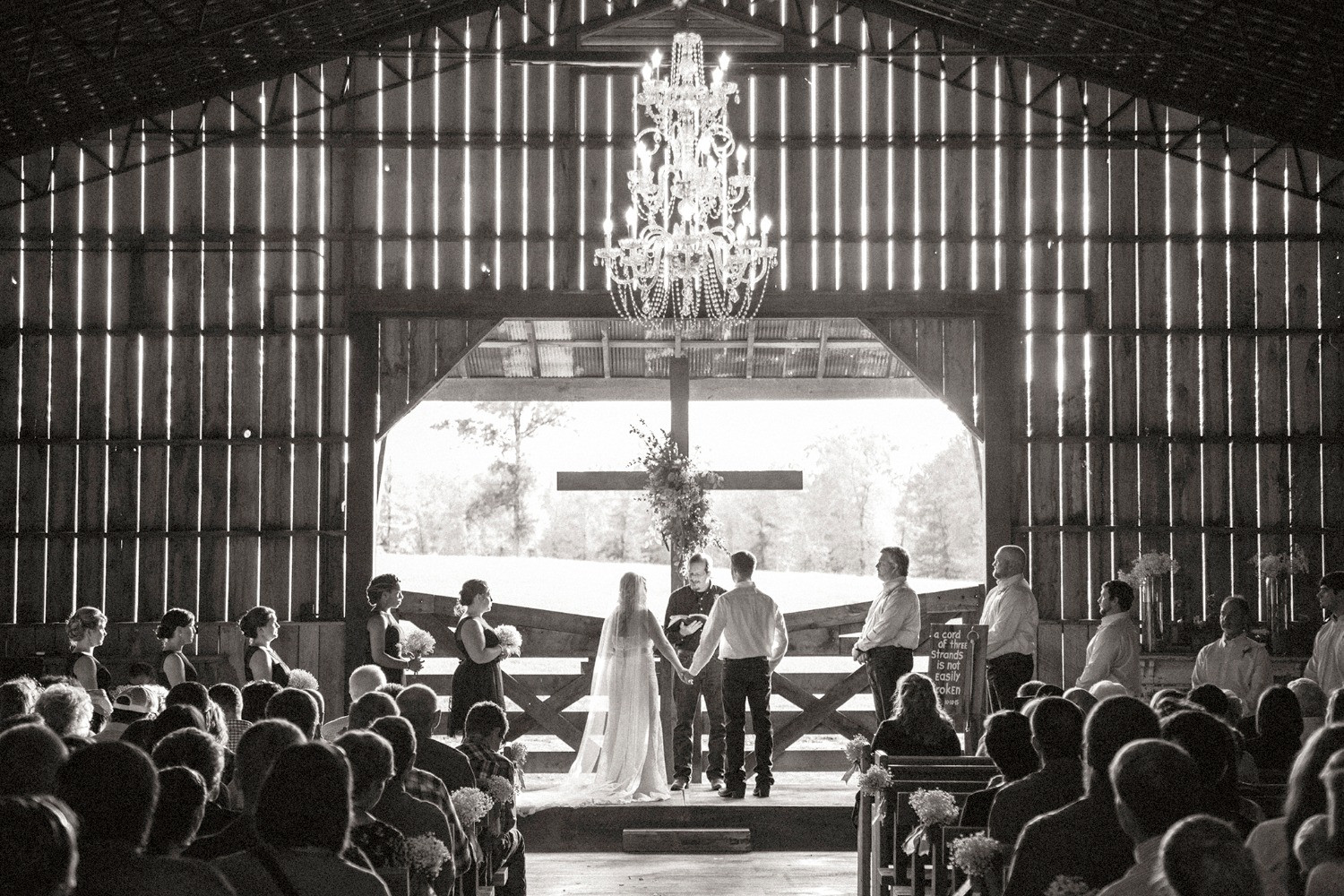 Jesse + Ally | White Acres Farms