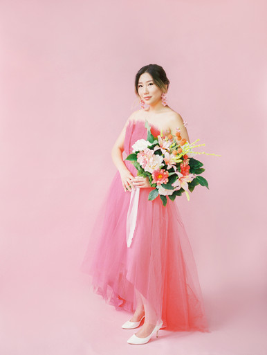 Whimsical Pink Styled Session