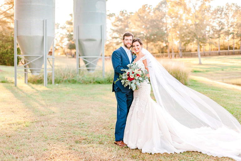 Tyler + Olivia   The Hitching Post Farms