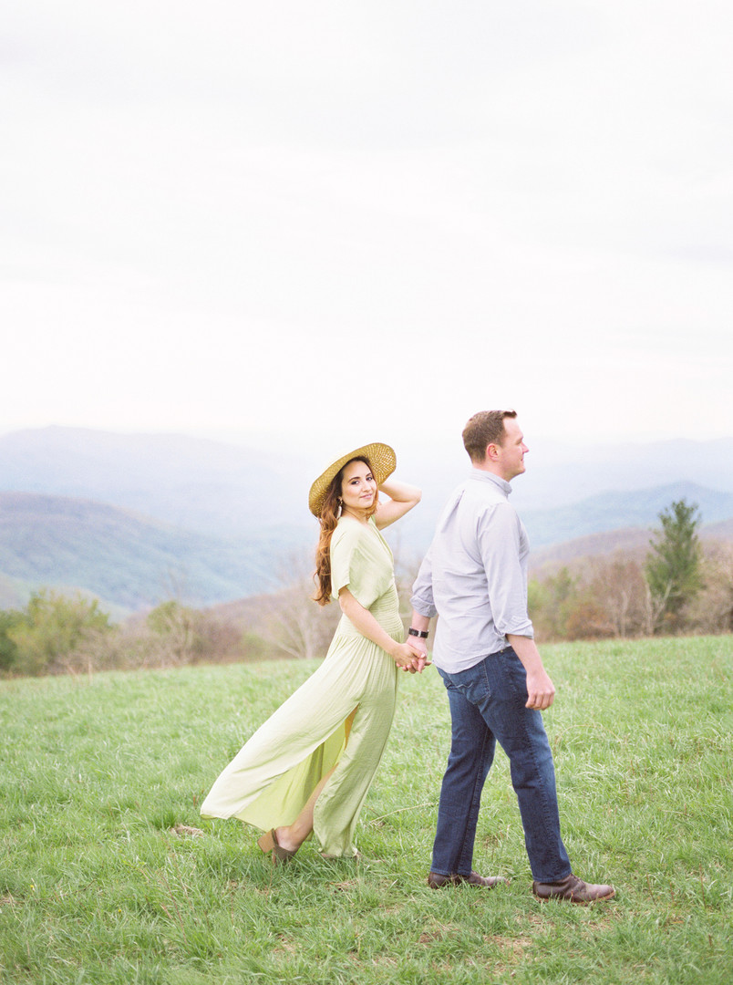 Megan Mullins Photography at Cole Mountain, Virginia