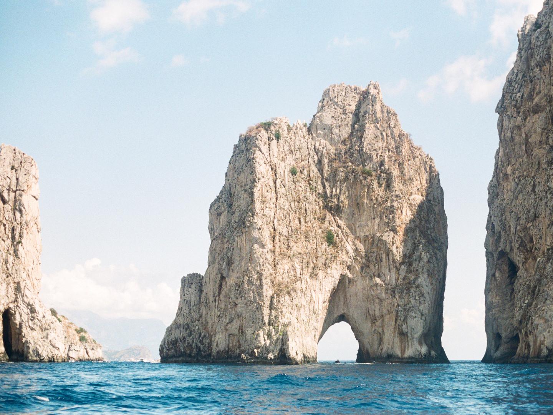 Megan Mullins Photography in Capri, Italy