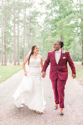 Spencer + Madison Wedding at Lovely Lane Chapel