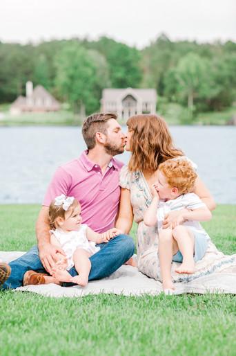 Megan Mullins Photography at Lake Martin, Alabama