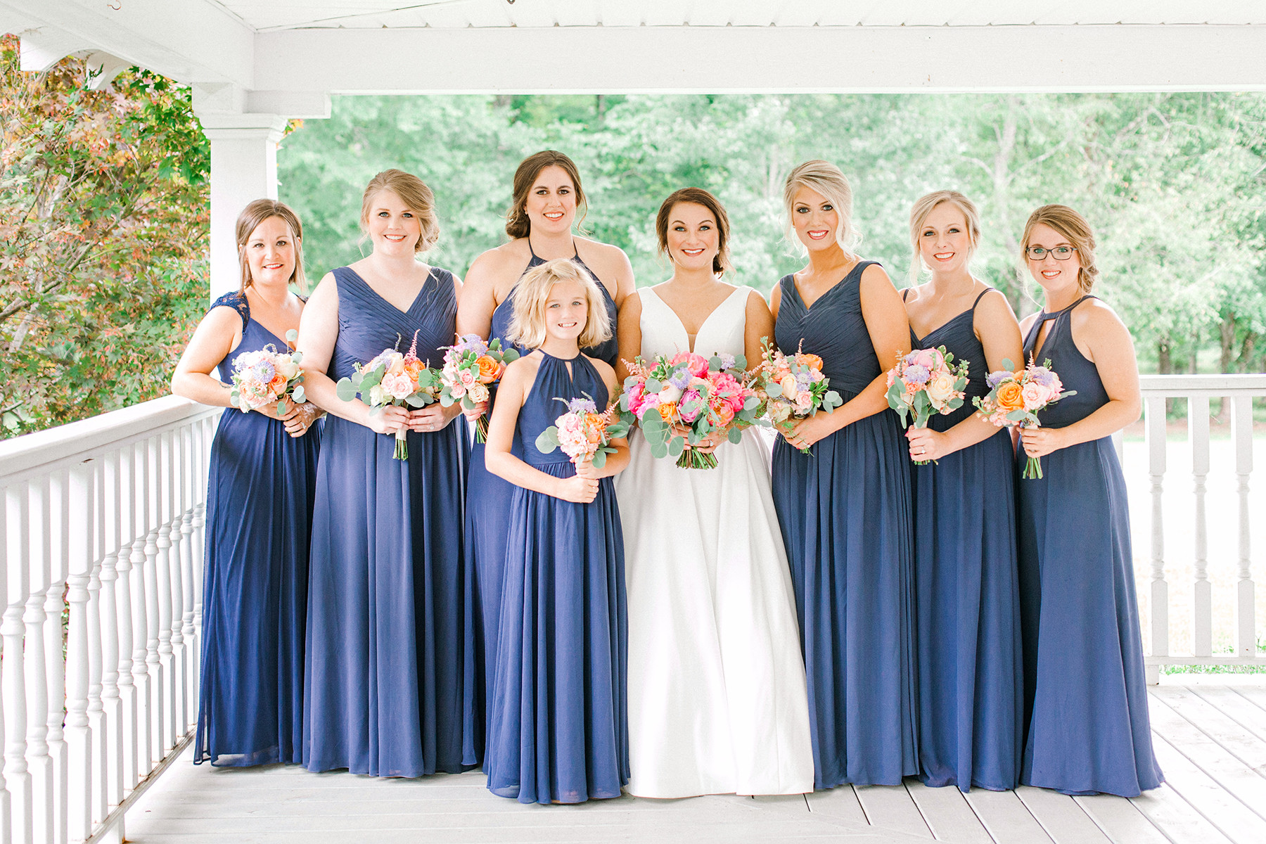 Hunter + Allison Wedding at The Sonnet House in Birmingham, AL