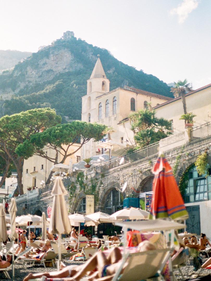 Megan Mullins Photography in Amalfi Coast, Italy