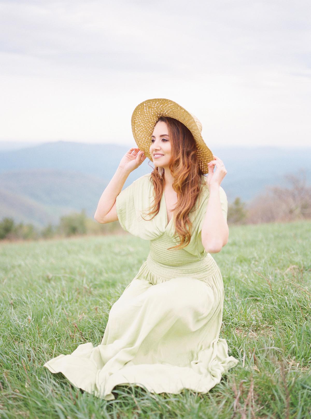 Blake + Sophia at Cole Mountain, Virginia