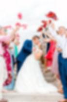 Wedding at Lake Martin, Alabama