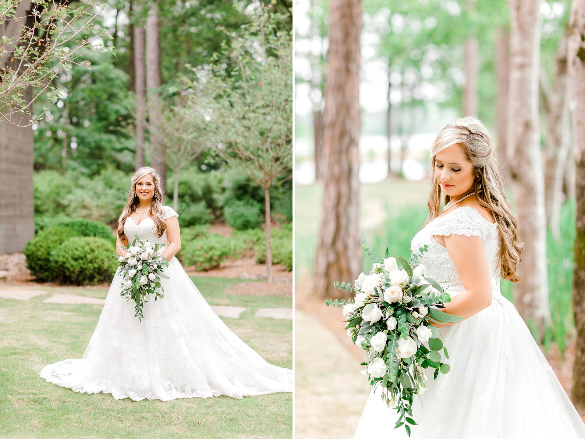 Alex + Marianne at Lake Martin, Alabama
