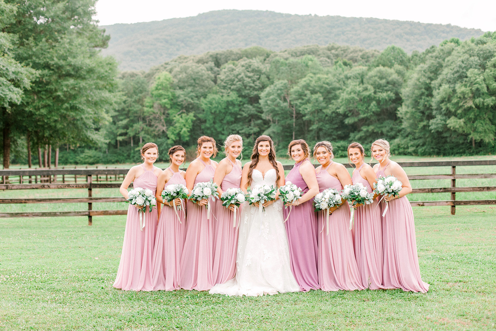 Grant + Kandy | The Michael Wedding Barn
